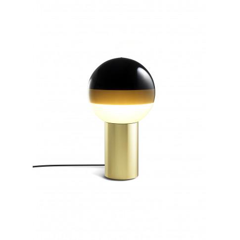 Dipping Light Table Lamp - Black