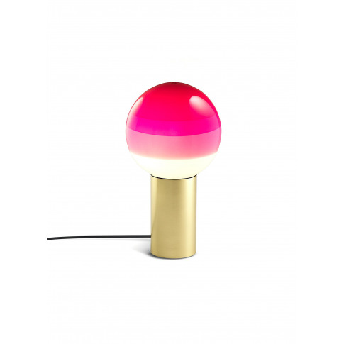 Dipping Light Table Lamp - Pink