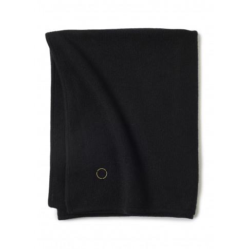 Cashmere Travel Blanket - Black