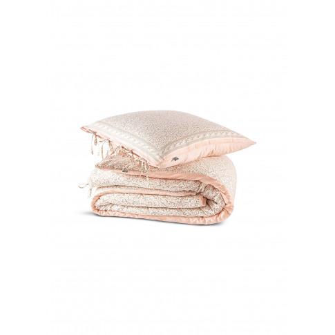 Bloom Duvet Cover - Pink