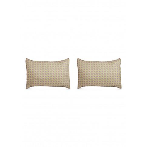 Nap Bee Pillowcase Set - Verbena