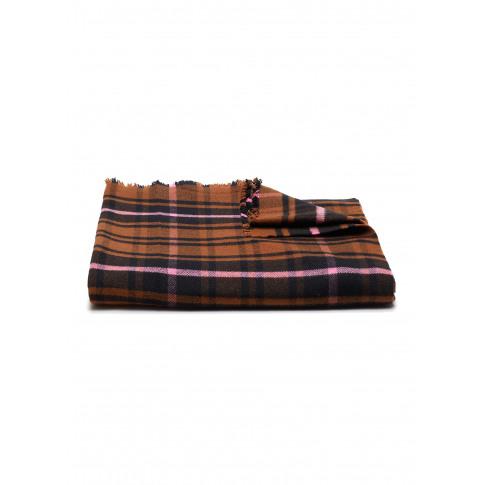Fine Merino Blanket - Tartan