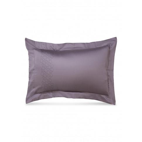 Mid Century Rhythm Cotton Sateen Pillowcase Set - Gr...