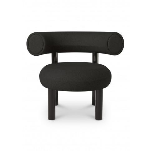 Fat Lounge Chair - Black