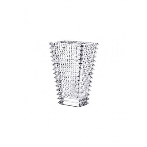 Eye Small Rectangular Vase - Clear