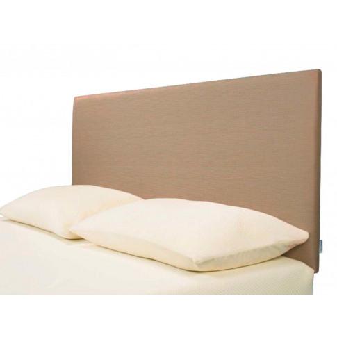 Tempur® Ardennes Plain Headboard (Single) - Single 9...