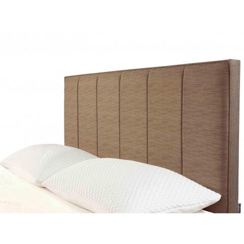 Tempur® Ardennes Profiled Headboard (Small Double) -...