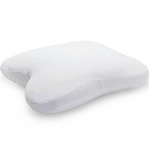 Tempur-Fit™ Ombracio Pillow Case - One Size - White