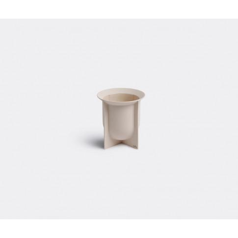 Rosenthal Vases - 'Domo' Vase, Peach In Peach Porcelain