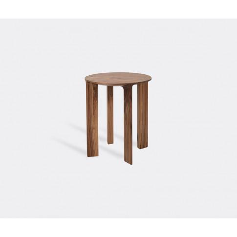 Schönbuch Furniture - 'Hans' Stool, Walnut In Oiled ...