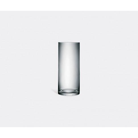Lsa International Vases - 'Column' Vase, Medium In C...