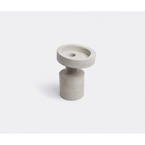 Serax Vases - 'Fck' Vase Cement In Grey Cement