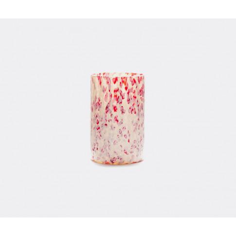 Stories Of Italy Vases - 'Macchia Su Macchia' Vase, Tall In Multicolour Murano Glass