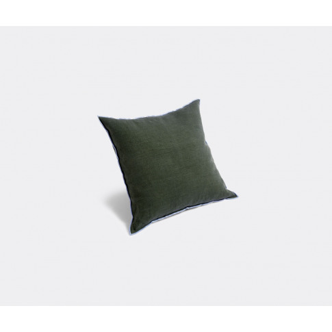 Hay Textile And Wallpaper - 'Outline Cushion', Moss ...
