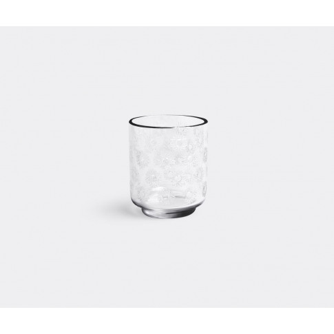 Lasvit Vases - 'Patchwork' vase, small in Clear Bohe...