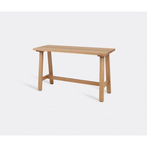Schönbuch Seating - 'Alma' Bench, Oak In Oak Natural...