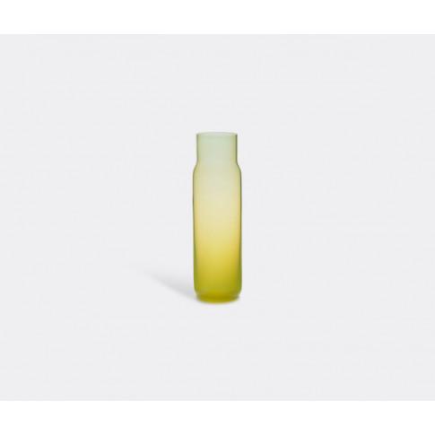 Dechem Vases - 'Bandaska' vase, tall in Neon Yellow ...