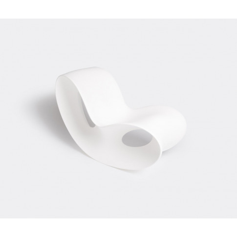 Magis Furniture - 'Voido' rocking chair, white in Wh...