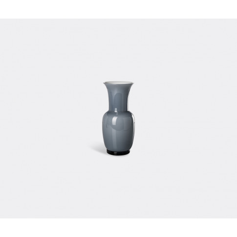 Venini Vases - 'Opalino' Vase, S, Purple In Purple, ...