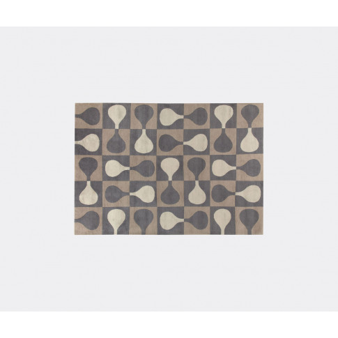 Amini Carpets Rugs - 'Sorrento' Rug, Brown In Brown ...