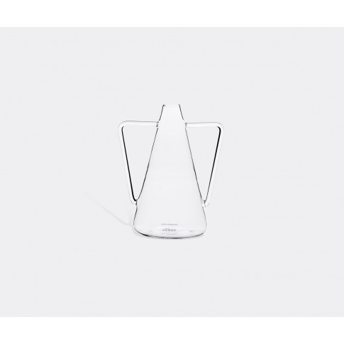 Serax Vases - 'Roma Giorgio' Vase In Transparent Glass
