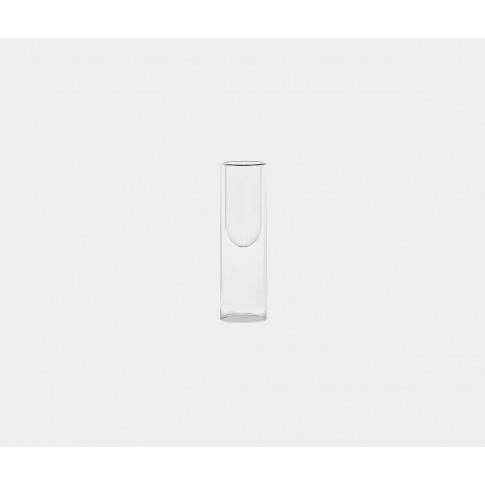 Glas Italia Vases - 'Tutube 1' Vase In Transparent G...