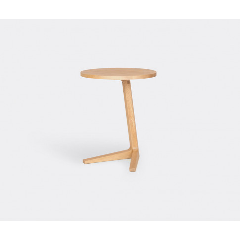 Case Furniture Furniture - 'Cross' Side Table, Oak I...