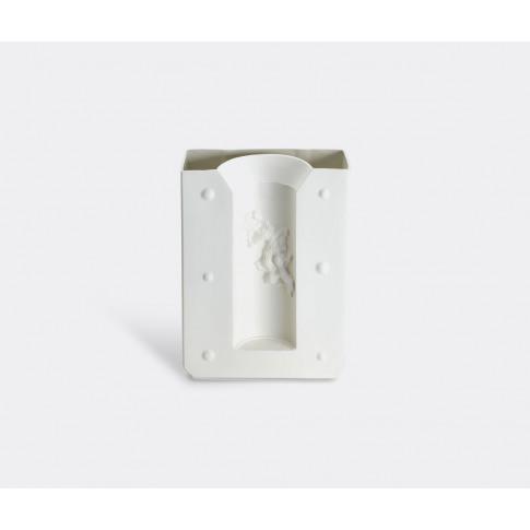 1882 Ltd Vases - 'Negative' Vase In White Porcelain