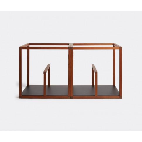 Tre Product Furniture - 'Text block' storage unit, s...