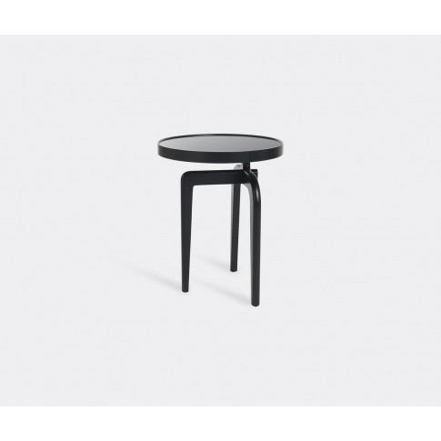 Schönbuch Furniture - 'Ant' Side Table, Smoked Glass...
