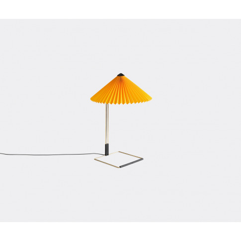 Hay Lighting - 'Matin' Table Lamp, Large In Yellow C...