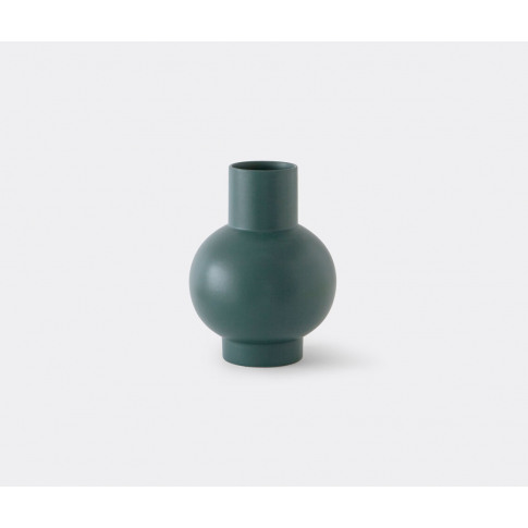 Raawii Vases - 'Strøm' Vase, Large In Green Gables F...