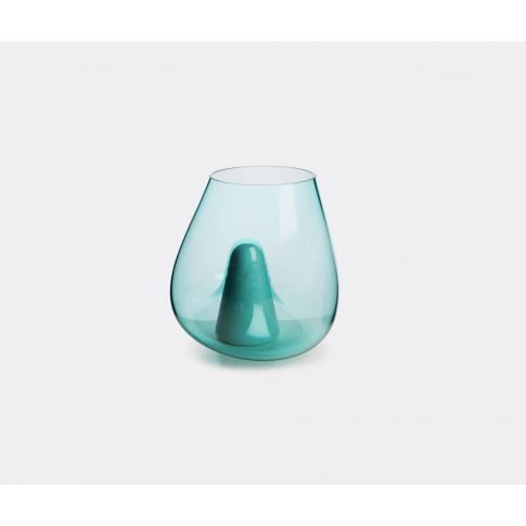 Gumdesign Vases - 'Cumuli C' Vase In White, Green Bi...