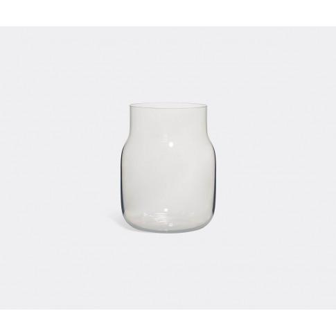 Dechem Vases - 'Bandaska' Vase, Large In Alabaster G...