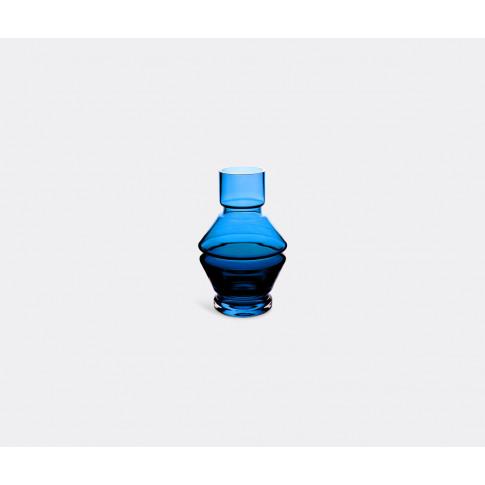 Raawii Vases - 'Relae' Vase, S, Blue In Aquamarine B...