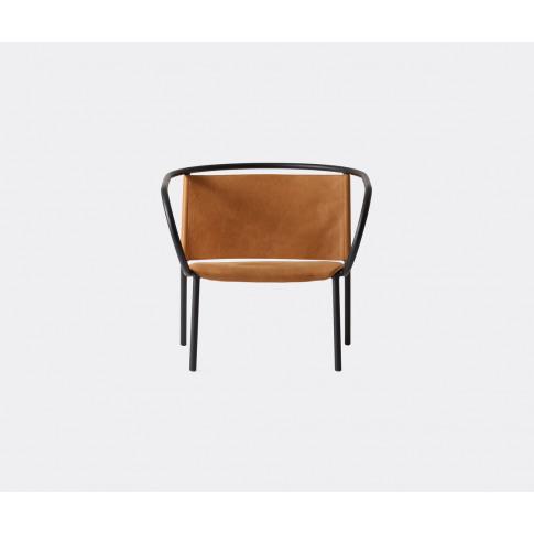 Menu Seating - 'Afteroom' Lounge Chair In Black, Cog...