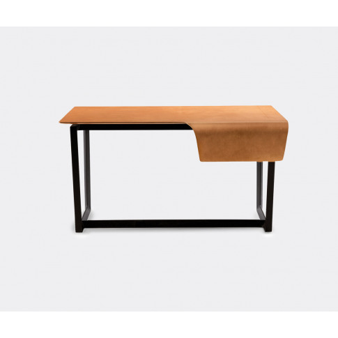 Poltrona Frau Tables And Consoles - 'Fred' Desk In L...