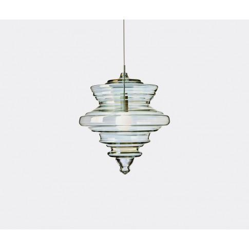 Lasvit Lighting - 'La Scala' pendant lamp in Iridesc...
