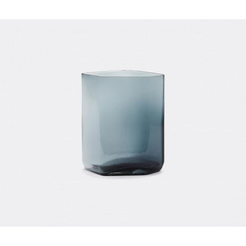 Serax Vases - 'Silex' Vase, L, Blue In Blue Glass