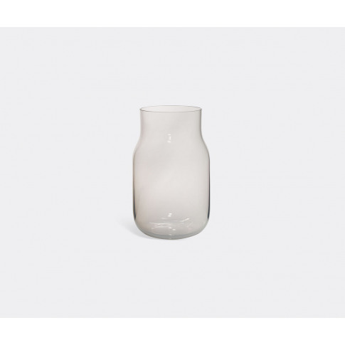Dechem Vases - 'Bandaska' Vase, Medium In Alabaster Glass