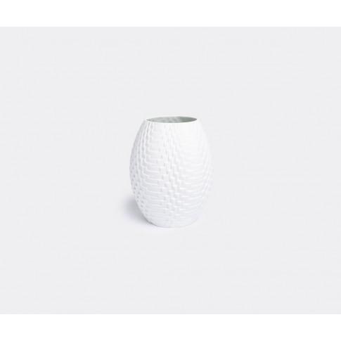 Rosenthal Vases - 'Manhattan' Vase In White Porcelain