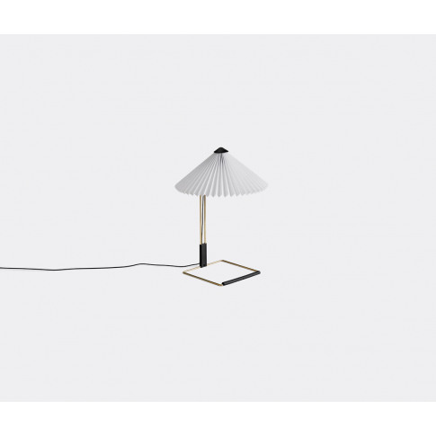 Hay Lighting - 'Matin' Table Lamp, Small In White Co...