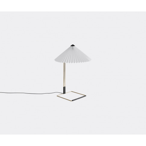 Hay Lighting - 'Matin' Table Lamp, Large In White Co...