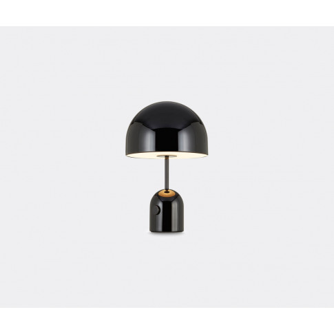 Tom Dixon Lighting - 'Bell' Table Light, Black In Bl...