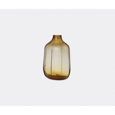 Normann Copenhagen Vases - 'Step' Vase, Brown, Large...