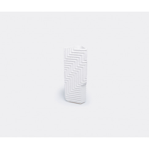 Phil Cuttance Vases - 'Herringbone' Vase, Granite In...