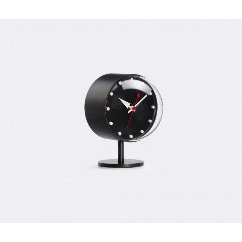 Vitra Mirrors And Clocks - Night Clock, Black In Bla...