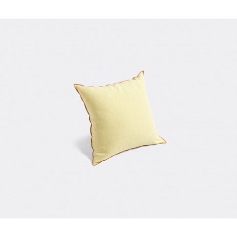 Hay Textile And Wallpaper - 'Outline Cushion', Lemon...