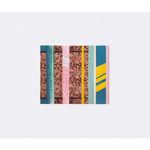 Golran 1898 Rugs - 'Paralleli B1' Carpet In Various 70% Wool, 20% Silk, 10% Metal