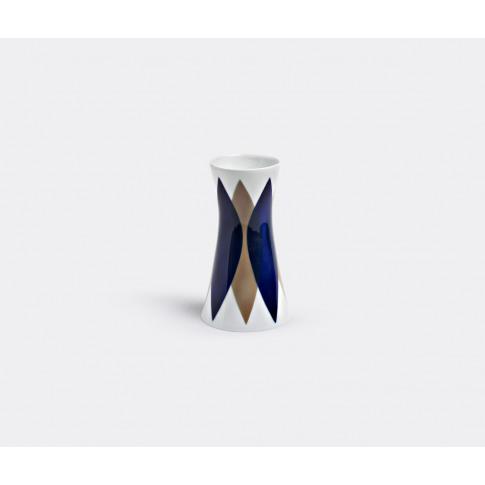 Sargadelos Vases - Vase 'No.4' In Blue, Brown 58% Ca...